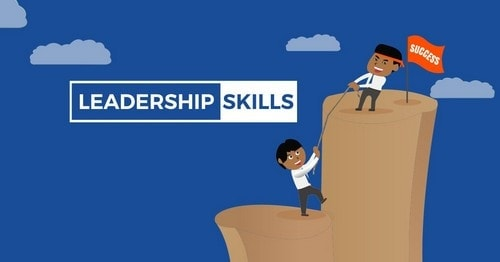 What are the leadership skills - 2