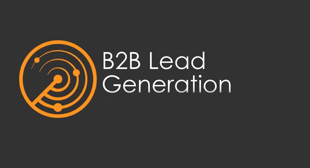 What is B2b Lead Generation - 1