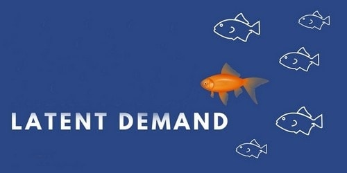 What is Latent Demand - 2