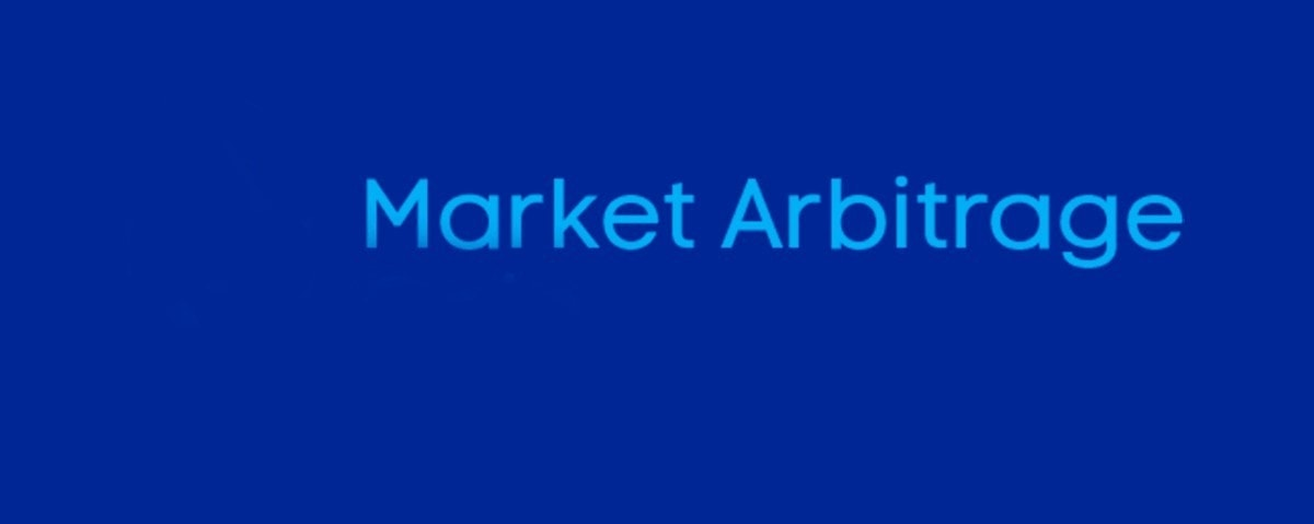 What is Market Arbitrage - 1