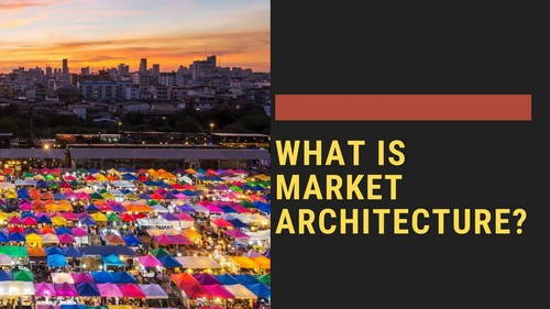 What is Market Architecture -
