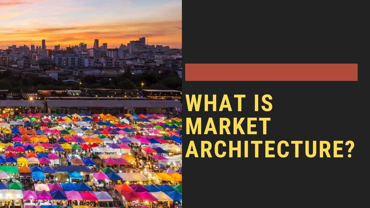 What is Market Architecture - 1