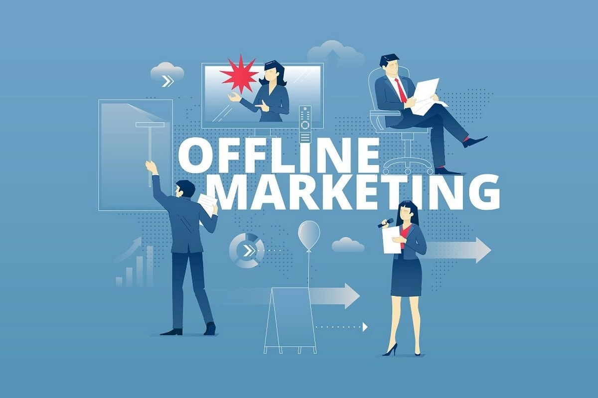 What is Offline Marketing - 1
