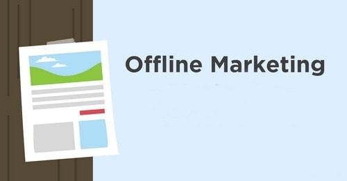 What is Offline Marketing - 2