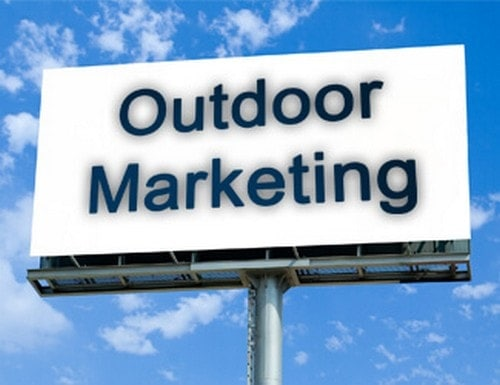 What is Outdoor Marketing - 4