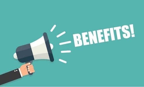 Highlight the benefits of your offer