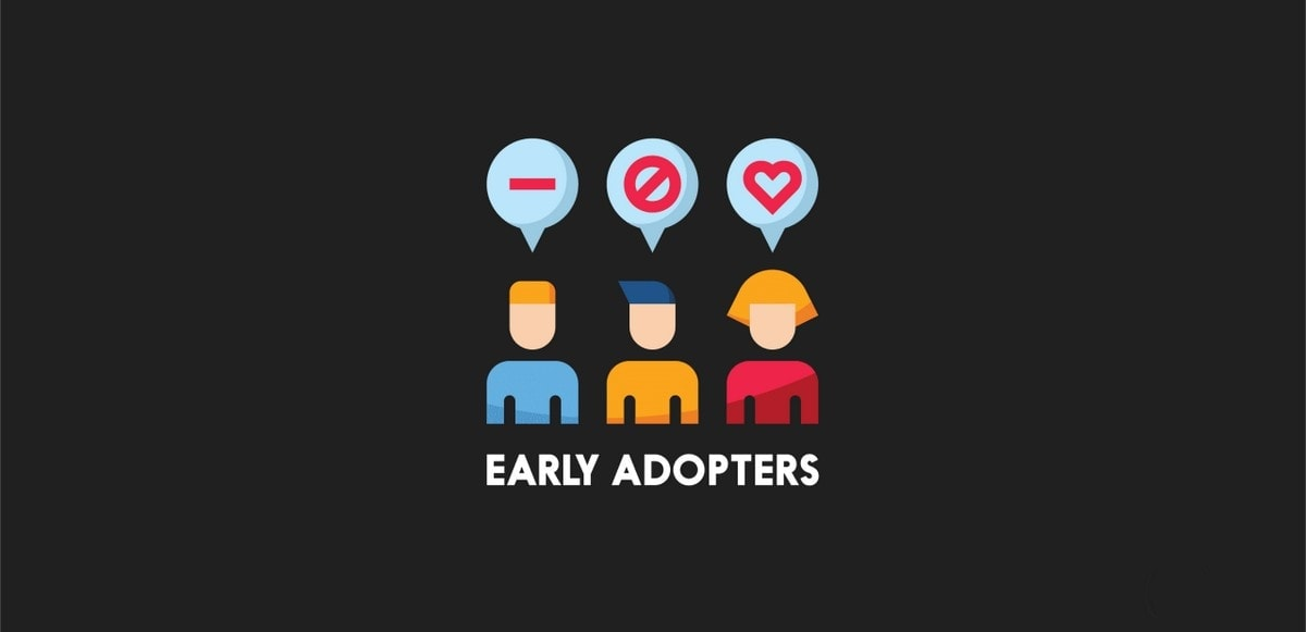 Who are early adopters - 1