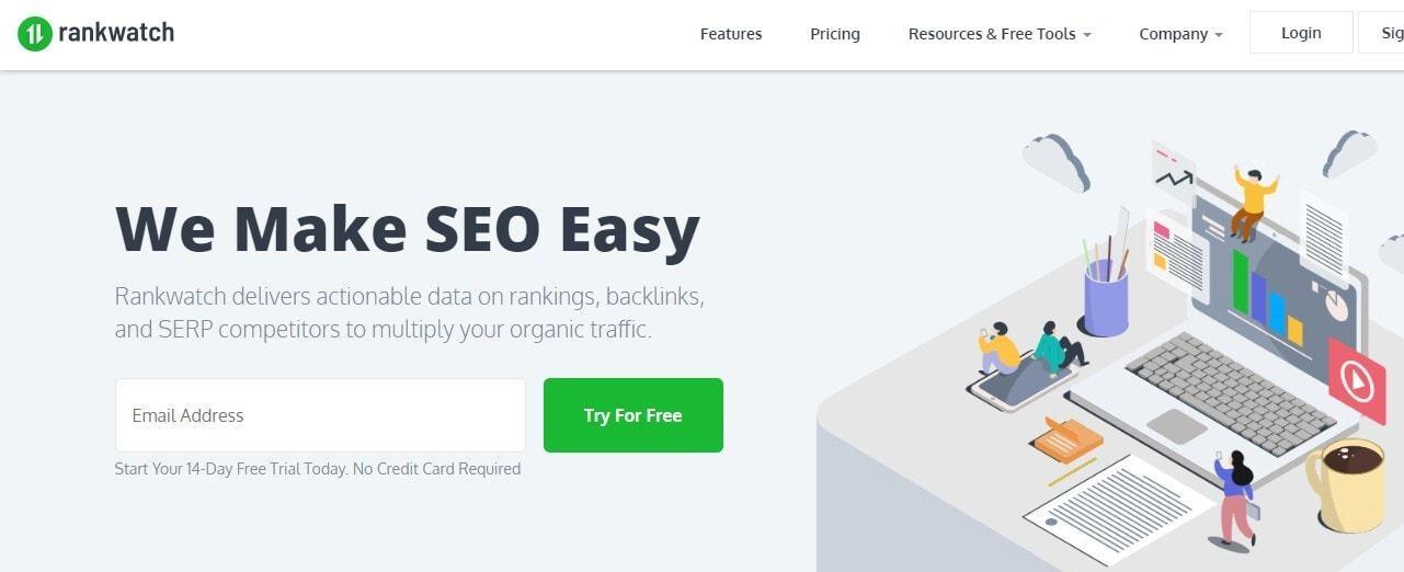 keyword ranking tools