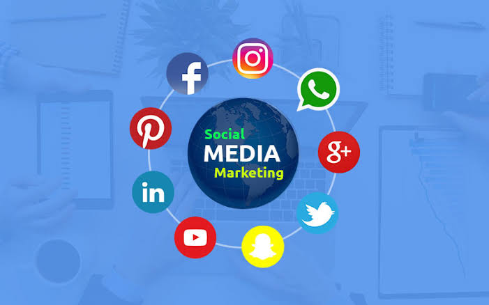 Active on social media for marketing and promotions