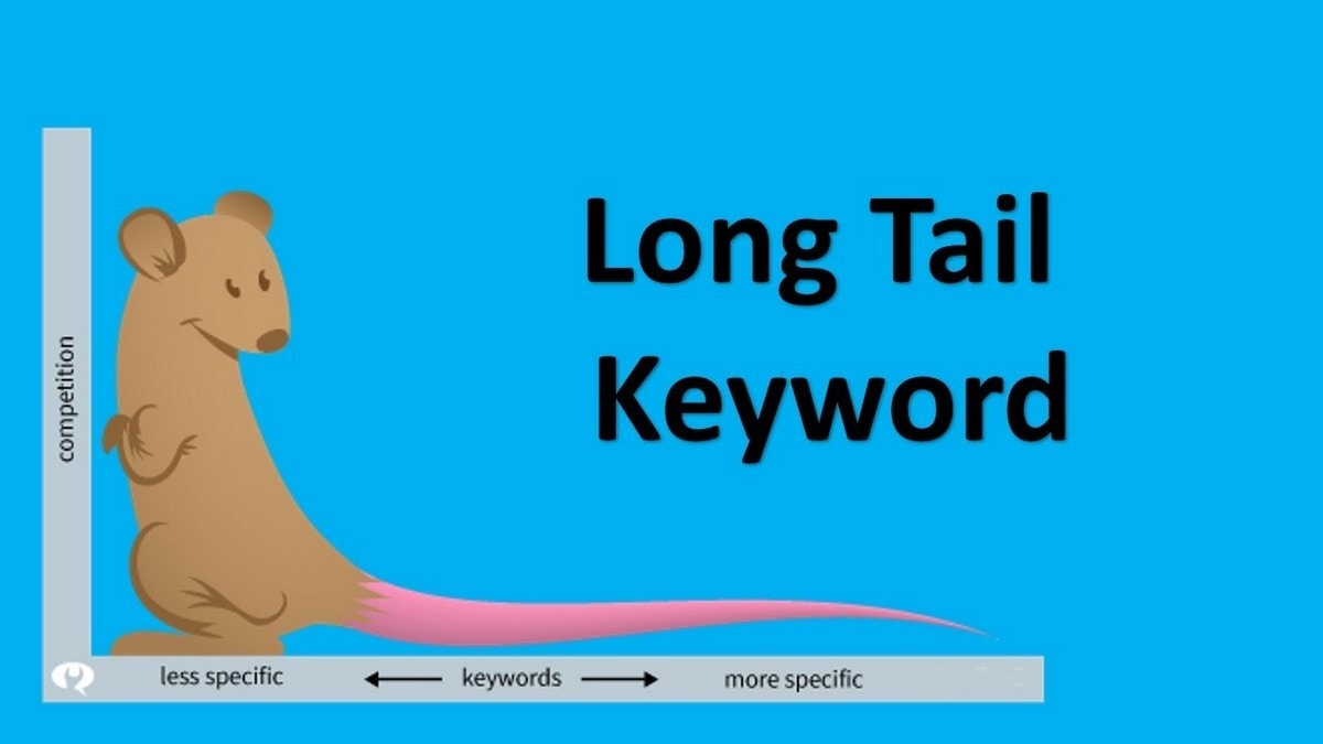 long tail keywords - 1