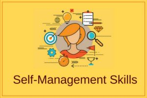self-management skills - 1