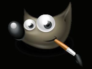 GIMP logo for mac and windows