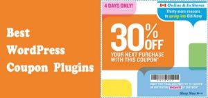 10 Best Wordpress Coupon Plugins