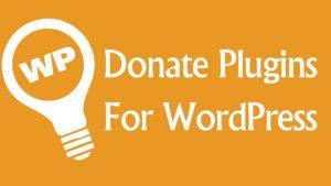 10 Best Wordpress Donation Plugins