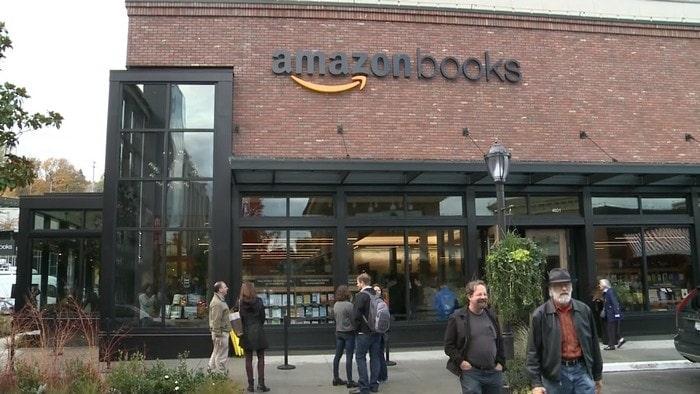 Amazon as a retailer