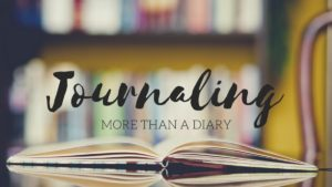 Benefits Of Journaling - 1