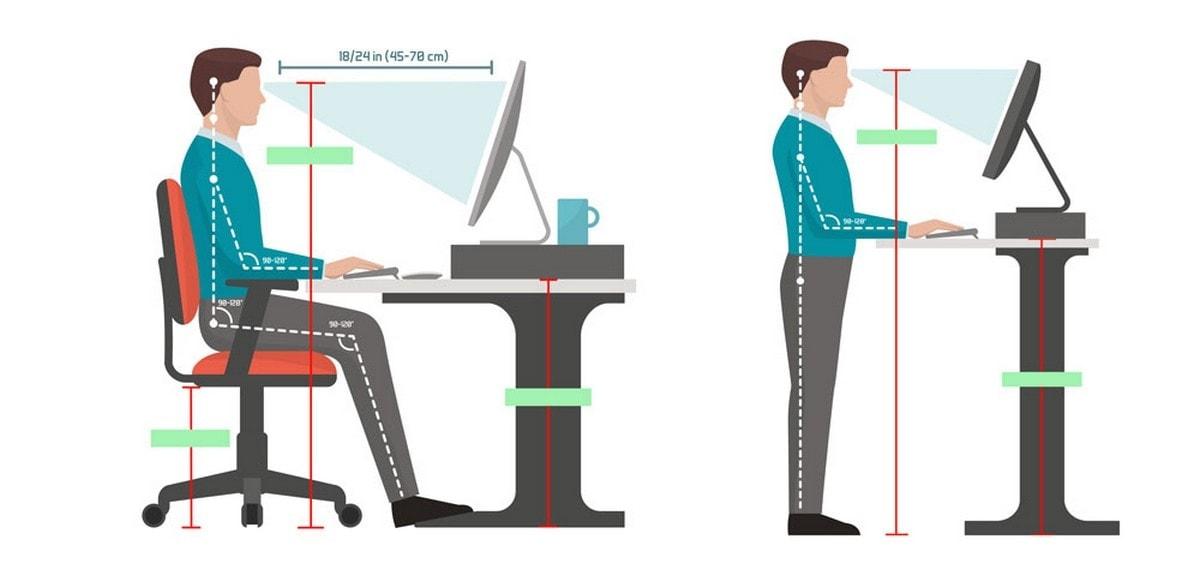 Benefits Of Standing Desk - 1