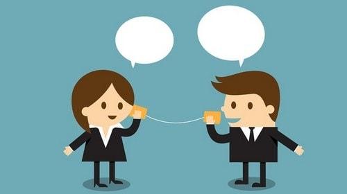 Should keep on honing communication skills