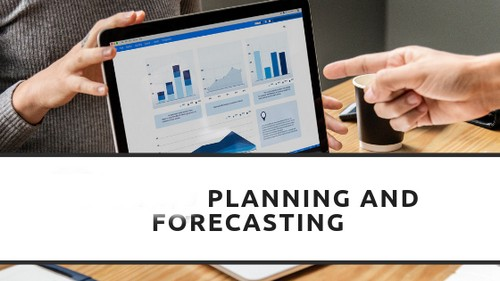Difference between Forecasting and planning - 2