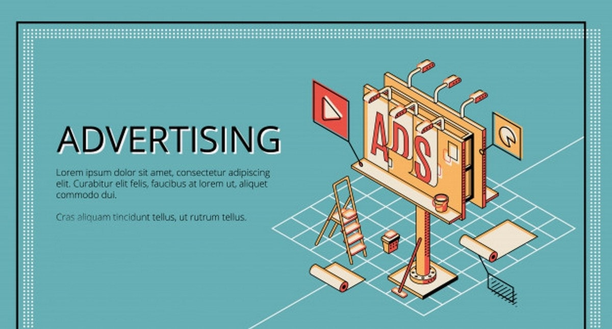 Features of advertising - 1