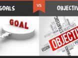 Goals vs Objective – Difference between Goals And Objectives
