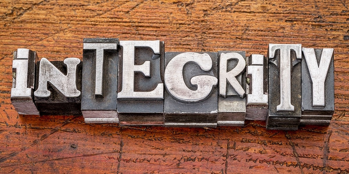 Importance of Integrity - 1