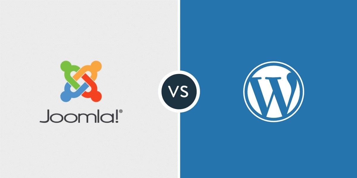 Joomla versus WordPress
