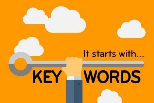 Identifying useful keywords
