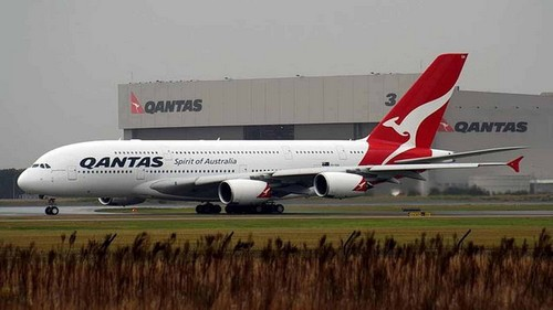 #11 Qantas Airways