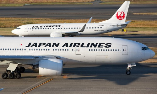 #12 Japan Airlines
