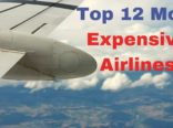 Top 12 Most Expensive Airlines in the World