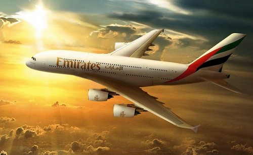 #5 Emirates Airline