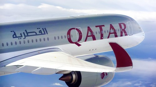 #6 Qatar Airways