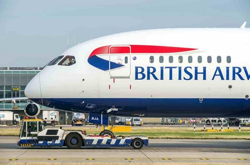 #7 British Airways