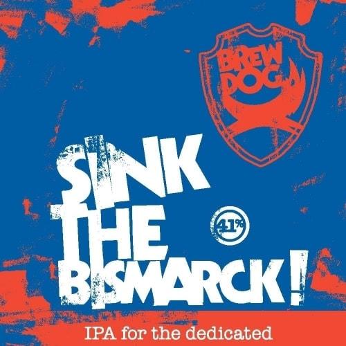 #10 Brew-Dog Sink The Bismarck