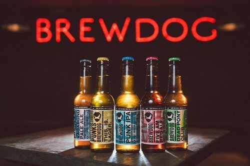 #14 Brew-Dog Tactical Nuclear Penguin Beer