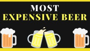 Most Expensive Beer