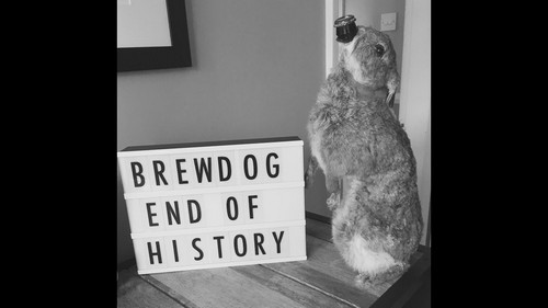 #5 Brew-Dog The End Of History