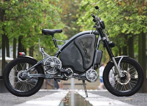 #10 eRockit Electric Assist Bicycle