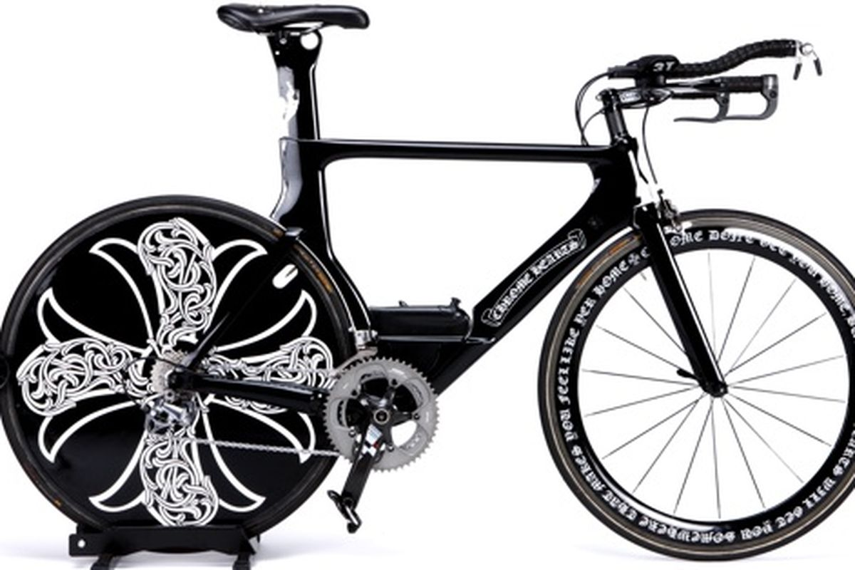 #8 Chrome Hearts X Cervelo Mountain Bike