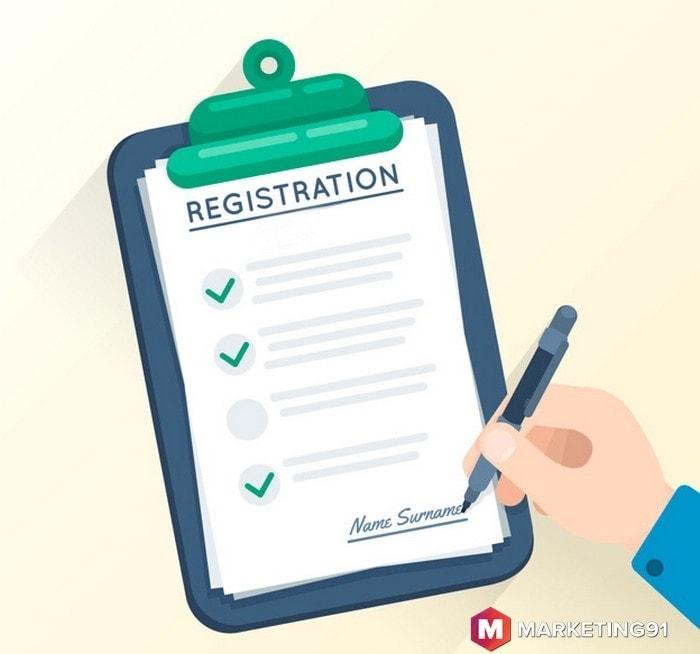 Register for EIN