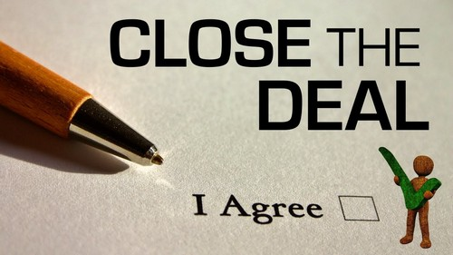 Sales closing