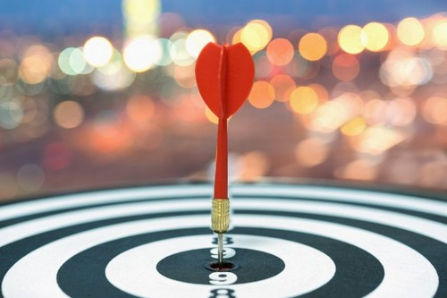 Focus for goals and awareness