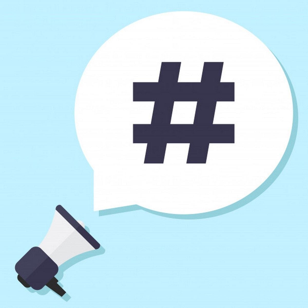 Trending Hashtags - 1