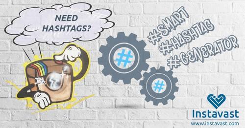 Instavast Hashtag Generator