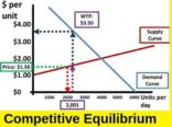 What is Competitive Equilibrium? Meaning and Examples