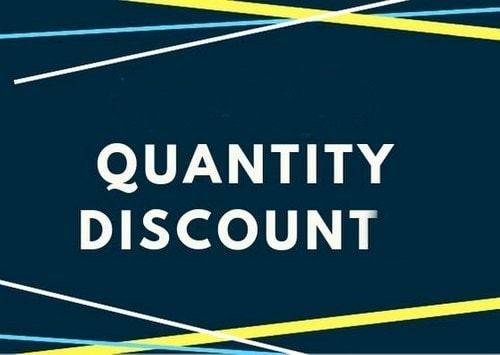 What is Quantity Discount - 2