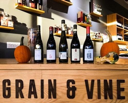 Grain & Vine