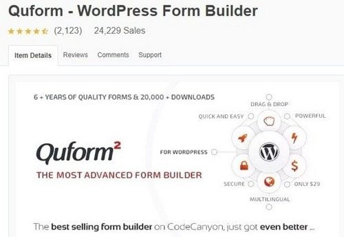 WordPress Contact Form - 10