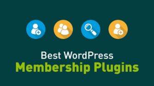 WordPress Membership Plugin - 1